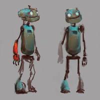 robote concepte by Studiomouette