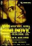 Komlinovic at Music Hall
