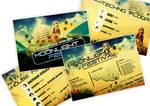 Moonlight Festival Flyer