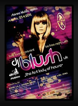 Blush at Stereo klubb, Rijeka