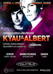 Kyau and Albert at Aquarius by Shane66