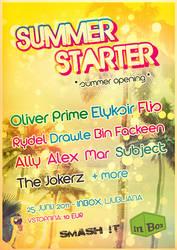Summer Starter by Shane66