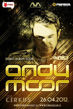 Andy Moor In Circus