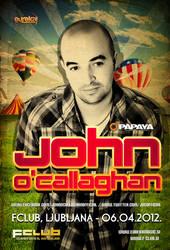 JOHN O'CALLAGHAN in F-Club