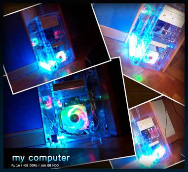 My machine by Shane66