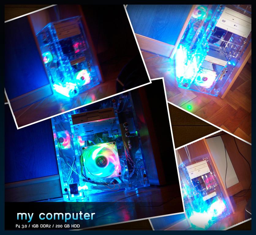 My machine