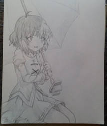 Kogasa Drawing