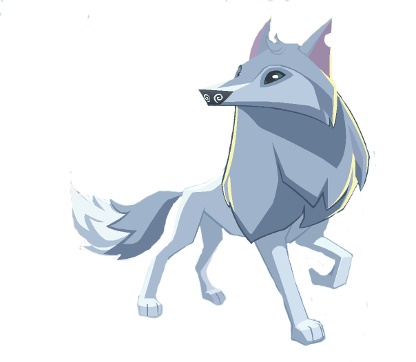 Animaux ! c: Animal_jam_arctic_wolf_render_by_sunshine78991-d7j5jdy