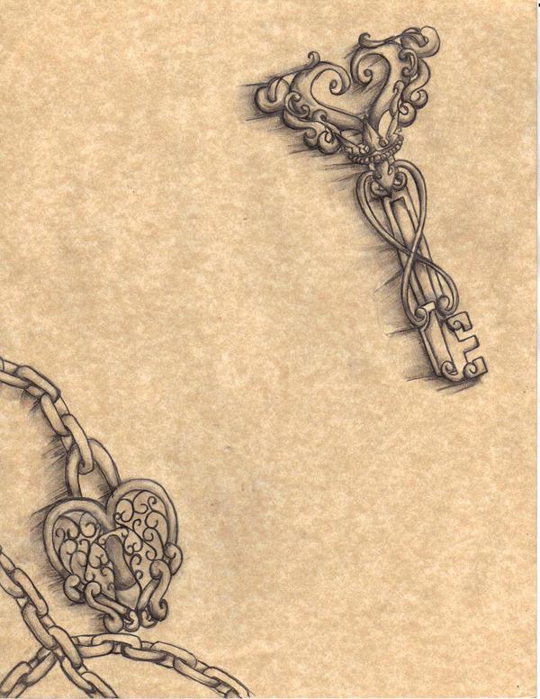 Key 2 My Heart by XxChibiChaserxX