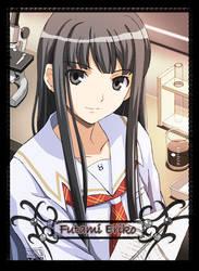 Futami Eriko by tan-chamka