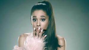Ariana Grande Ball Gagged