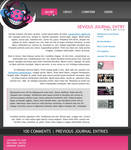 Lolly Journal CSS