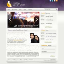 New Road Believer's Church Website