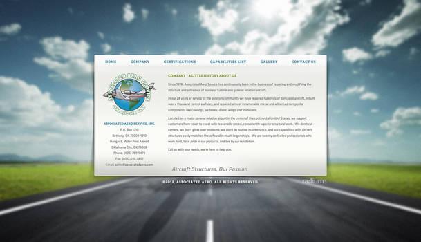 Aero Website