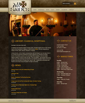 Anglican Church Website