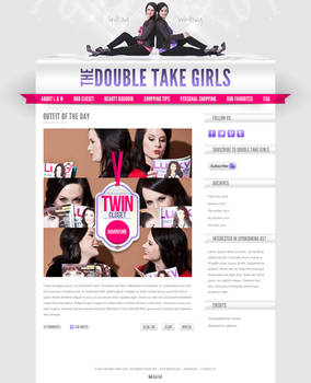 Double Take Girls Tumblr
