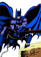 Batman by tonydax