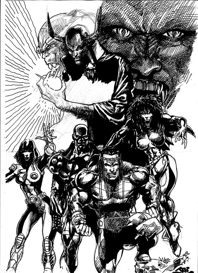 Apocalypse Now by tonydax