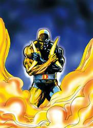 Daredevil Yellow ACB comics