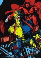 Devildark ACB comics by tonydax