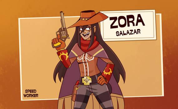 Zora Salazar