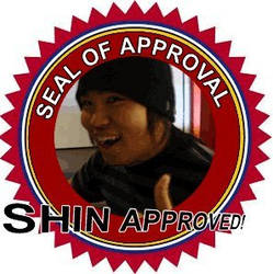 Shin Approved Ver.1