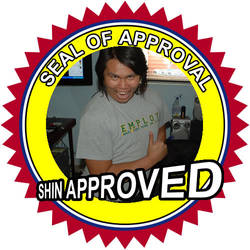 Shin Approved Ver.2