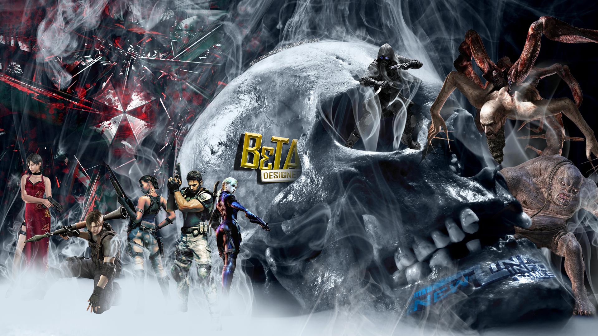 New Link Games: Wallpaper