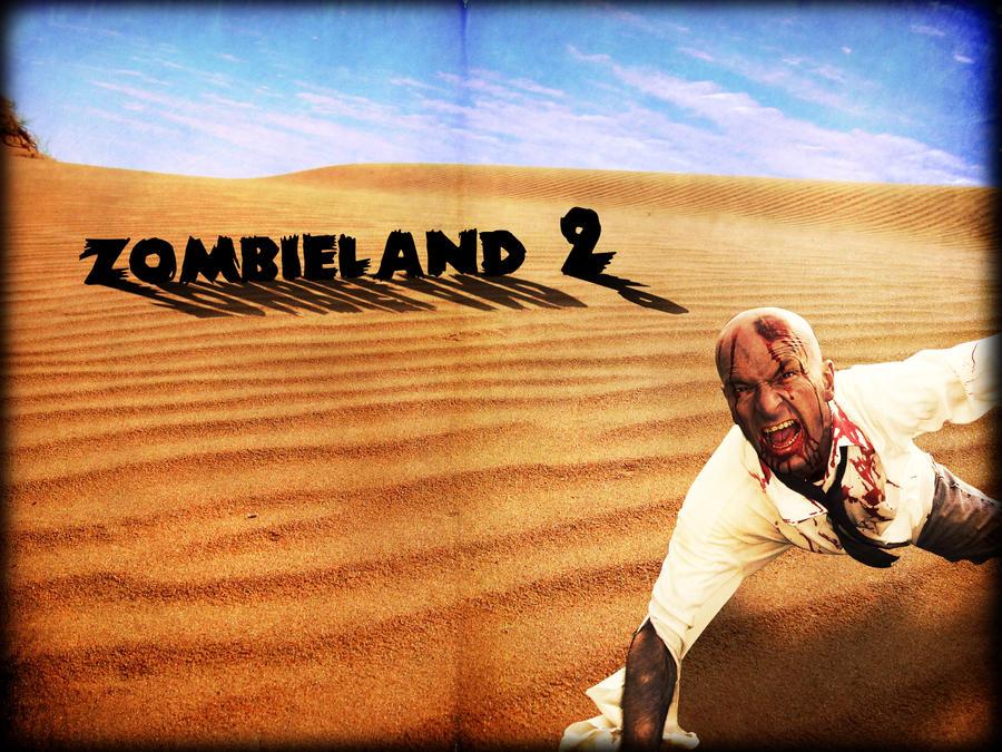 Zombieland 2 Movie Poster By Bigrdesign On Deviantart