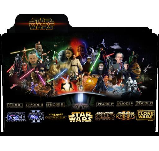 Star Wars Saga Folder By Orlanef On Deviantart