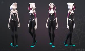 Spider-Gwen Orthos