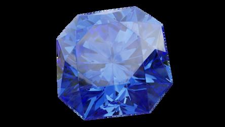 I made a shit gem render