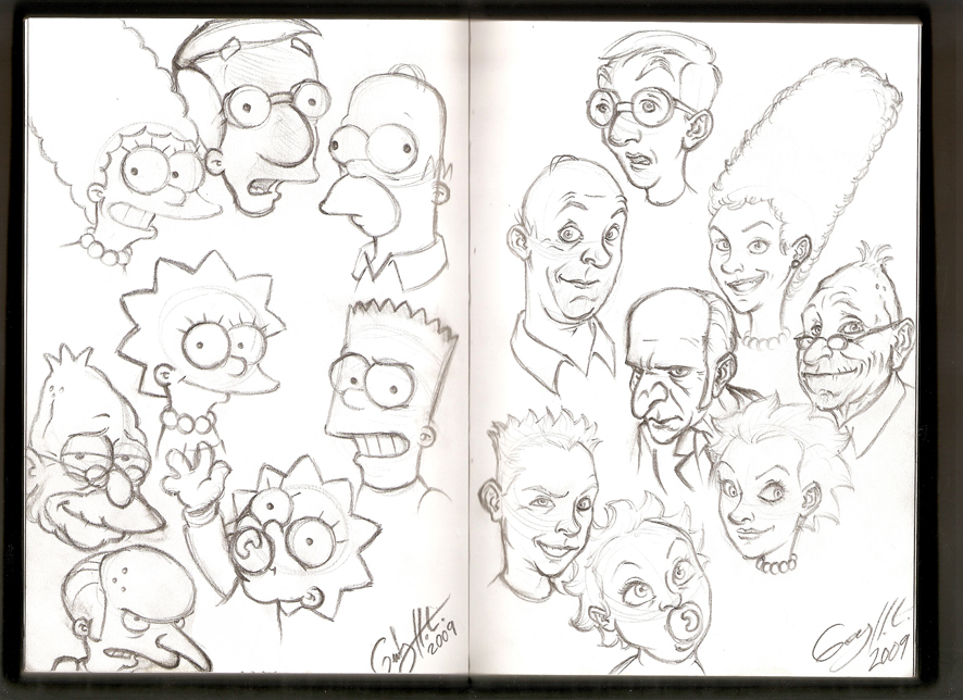 2009: A Simpsons' Oddity by WinkGuy1