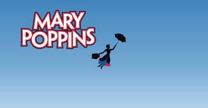 Mary Poppins Minimalist Wallpaper (2)