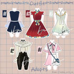 [Open] Outfit Adopt #1 Auction by Ulyrisse