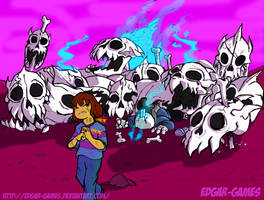 That is All? //UNDERTALE// by Edgar-Games