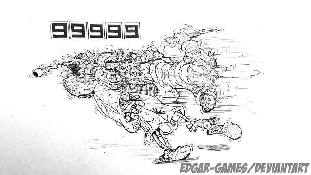 D Line Drawing Game : Undertale sketch by edgar games on