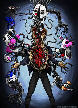There is a little part of me in every body/FNAF SL