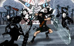 Samurai Jack and the daughters of Aku 2017