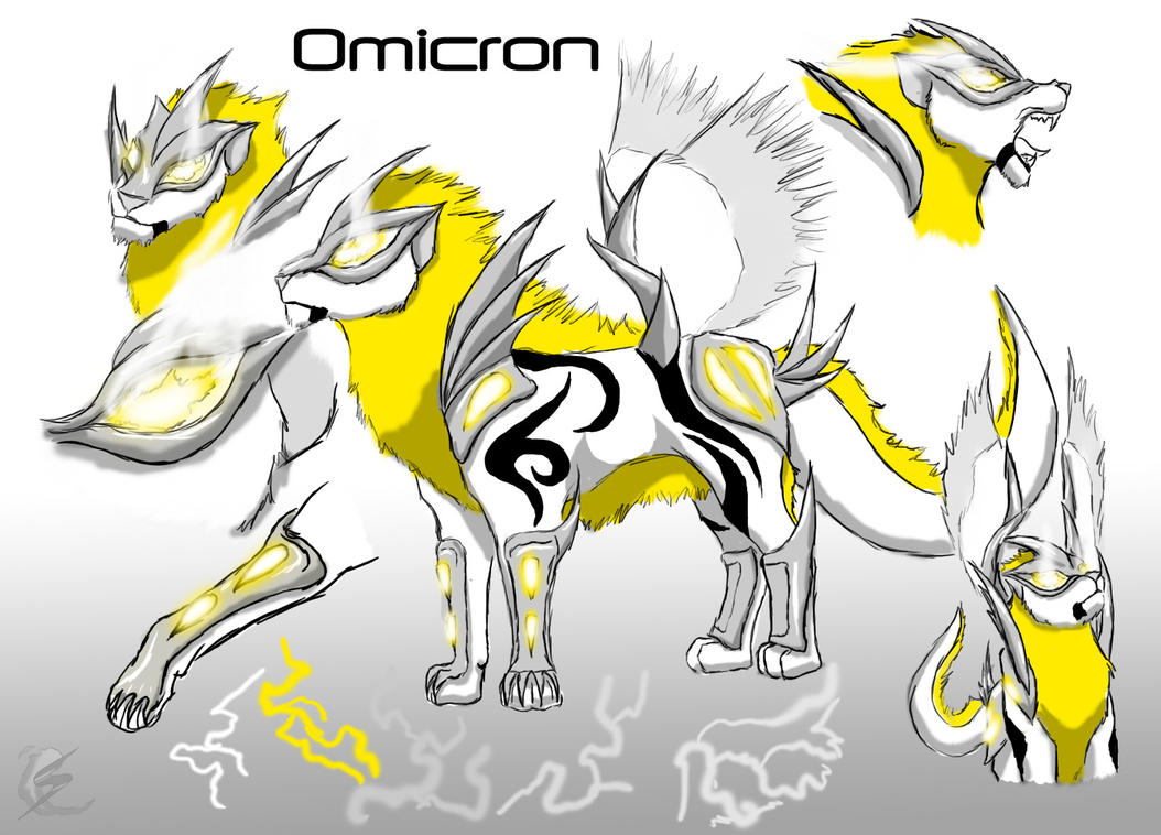 Omicron by Fang-Angel-of-Death