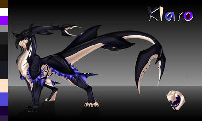 Reference : Klaro Zora Dragon~