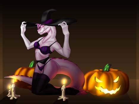 Pretty Little Witch~YCH~
