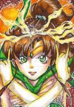 #64 Sailor Jupiter