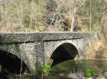 Wissahickon stone bridge 2009