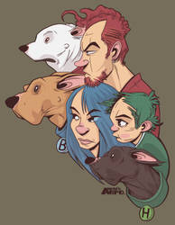 Family by arpo78