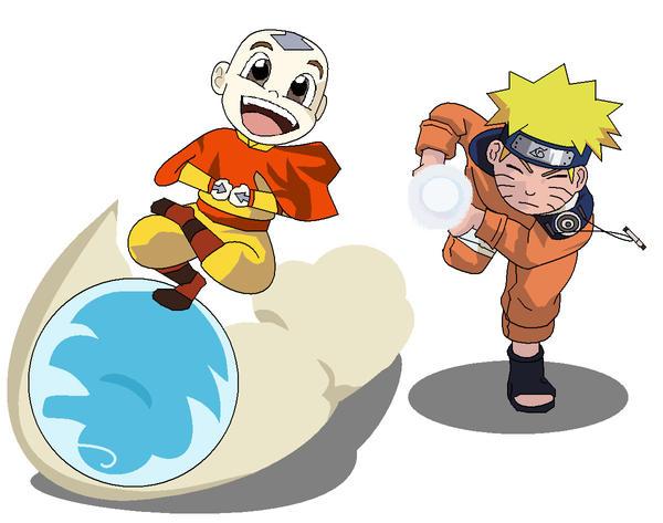 صور الافتار من تجميعي Aang_and_Naruto_by_xXUnicornXx.jpg