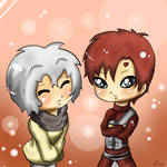 RQ:Tususe and Gaara