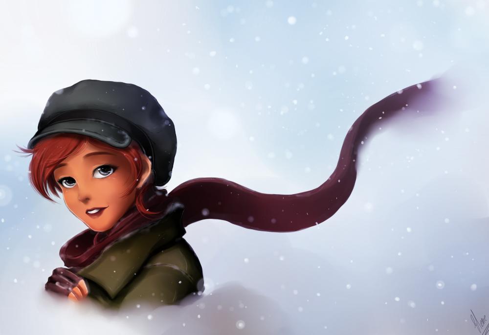 Anastasia by xXUnicornXx