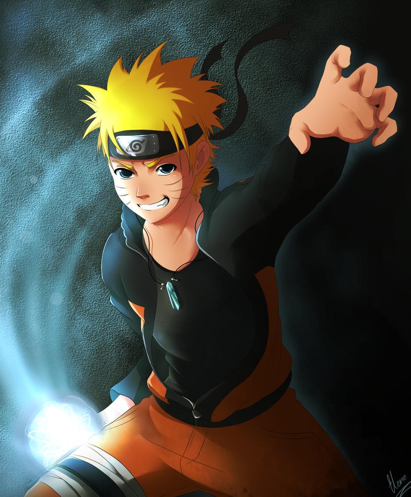 Naruto Uzumaki by xXUnicornXx