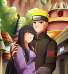 CM:Adult Naruto and Hinata
